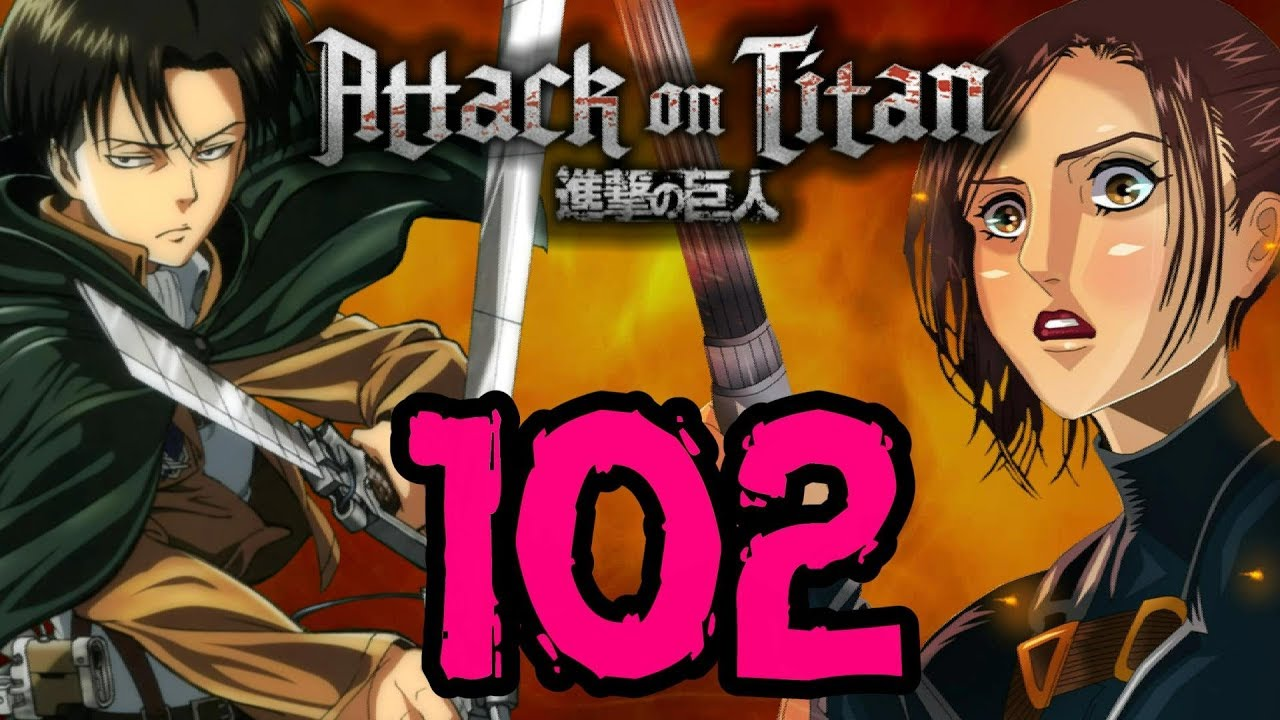 """Attack On Titan Chapter 102 Review """"Marley's Counter Attack"""" 