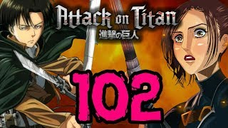 Attack On Titan Chapter 102 Review