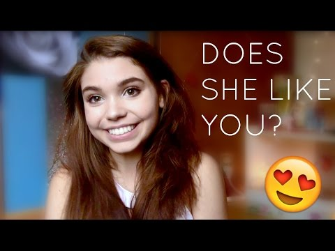 How To Tell If A Shy Girl Likes You!