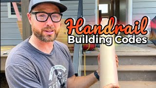 Geeking Out on Building Codes   Handrails