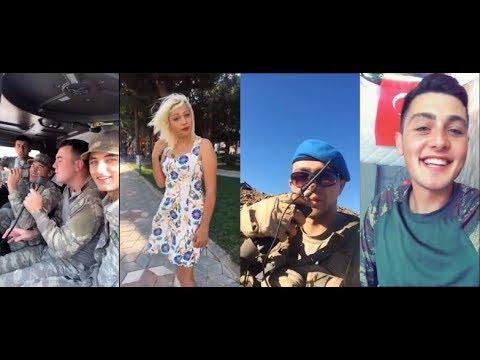Türk Askeri Tik Tok Akımı Komik | KARIŞIK | ( 1 )
