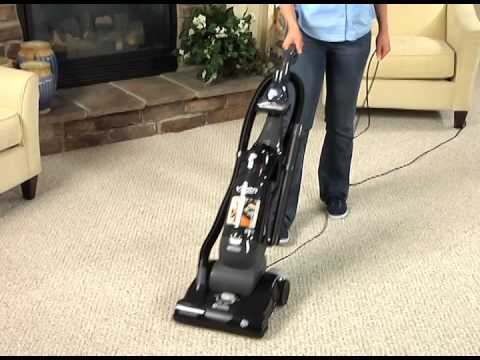 Cleaning Your Carpet Dirt Devil Vigor Cyclonic Bagless