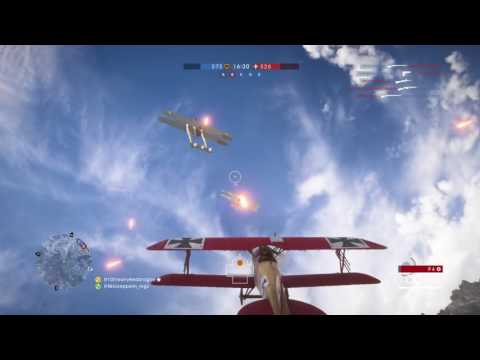 Yearly's BF1 Test Flight