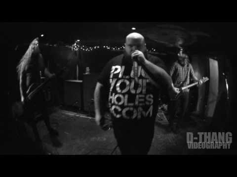 A PLEA FOR PURGING - INTRO + AND WEEP ( LIVE @ SNEAKY DEES )