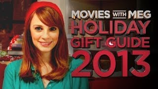 Holiday Gift Guide - Movies With Meg (2013) HD Movie Review