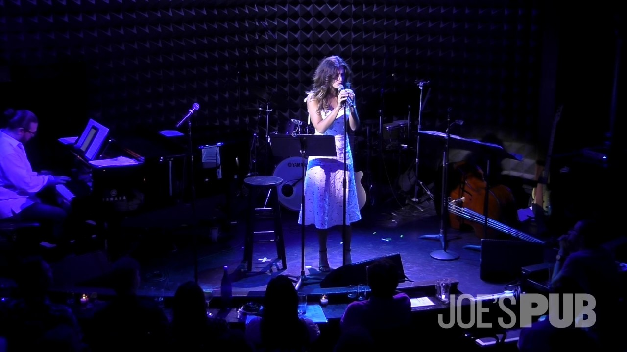 Marina Pires and Jaime Lozano perform their song Mountain in the Sky