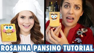I Tried Following A Rosanna Pansino Recipe Tutorial