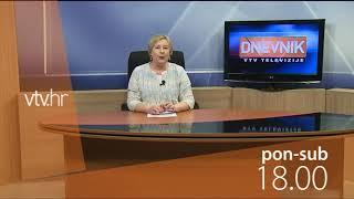 VTV Dnevnik najava 17. lipnja 2019.