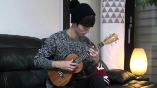 (TaeYang) Eyes,Nose,Lips – Sungha Jung (Ukulele)