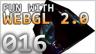 Fun with WebGL 2.0 : 016 : Video Texture by SketchpunkLabs