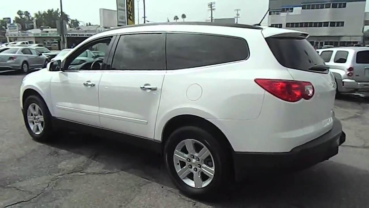 2011 Chevrolet Traverse - LT Sport Utility 4D Los Angeles ...
