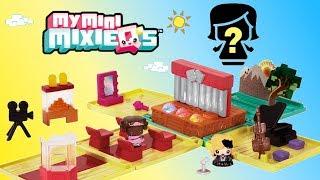 My Mini MixieQ's • Zestaw Teatr • Domek dla lalek