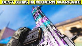 Top 10 BEST Guns in Modern Warfare