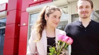 Замовити квіти з анонімною доставкою у Львові цілодобово у магазині