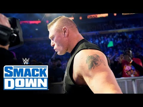 Brock Lesnar quits SmackDown in shocking development: SmackDown, Nov. 1, 2019