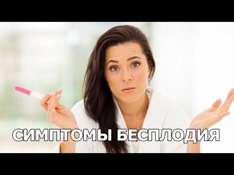 Симптомы и признаки женского бесплодия
