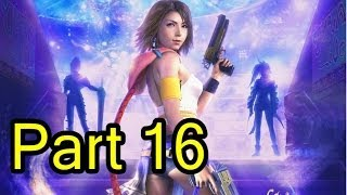 Final Fantasy X-2 HD 100% Completion Guide Part 16: Gauntlet Run