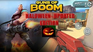 GUNS OF BOOM. (HALOWEEN UPDATED EDDITION) REVIEW