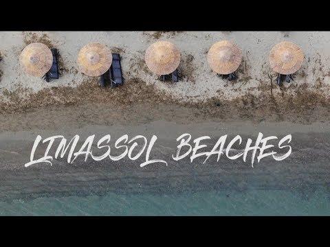 Top 10 beaches of Limassol