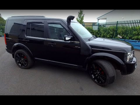 Top 50 Upgrades & Accessories For Land Rover Discovery 3 LR3