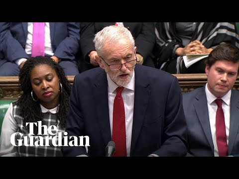 Corbyn calls on MPs to declare climate emergency: 'We've no time to waste'