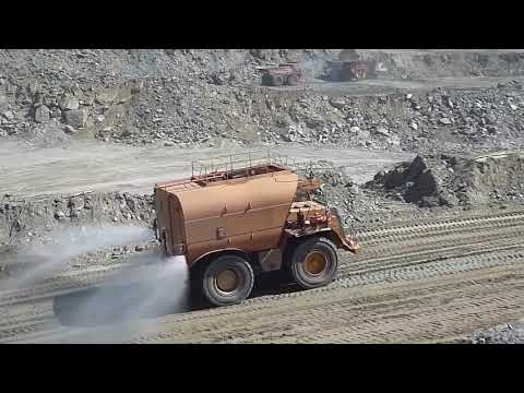 Barrick Gold Corp.  Speaks Out On Sale Of Lumwana Copper Mine