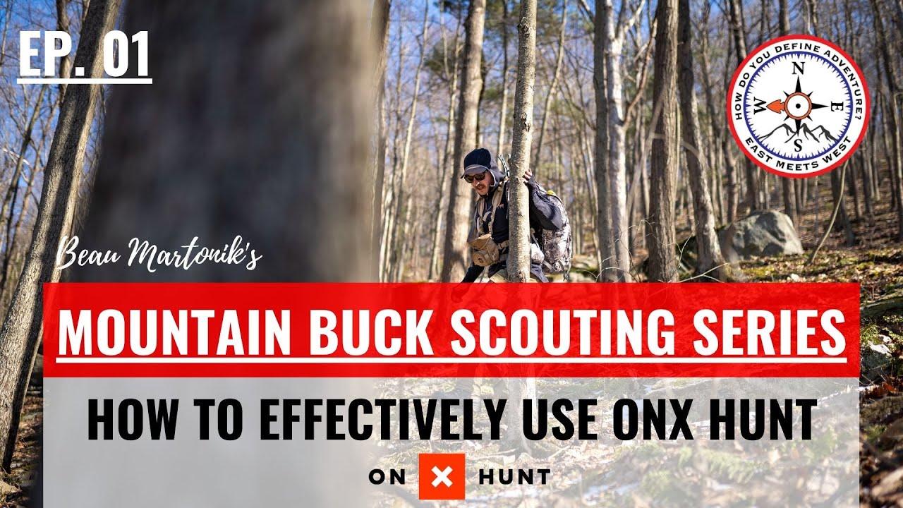 MOUNTAIN BUCK SCOUTING SERIES
