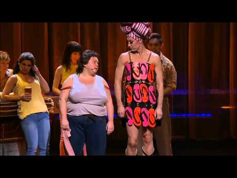 I Love the Nightlife - Priscilla Queen of the Desert - The Musical Swedish original cast