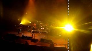 The Gaslight Anthem - I Coul'da Been A Contender Manchester Apollo 2010