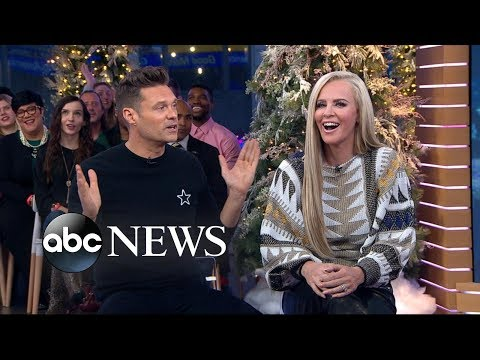 Ryan Seacrest, Jenny McCarthy dish on 'Dick Clark's New Year's Rockin' Eve'