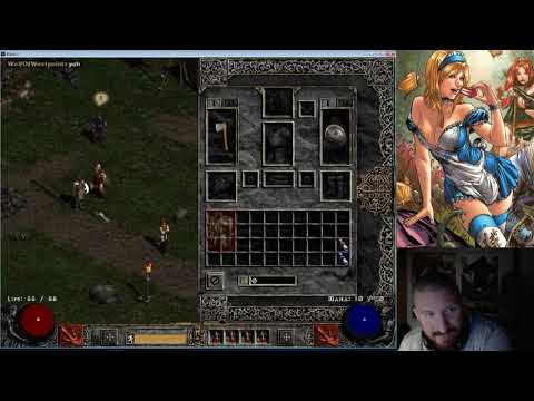SACRED ARMOR ethereal FORTITUDE - A HAWG of an ARMOR - Diablo 2