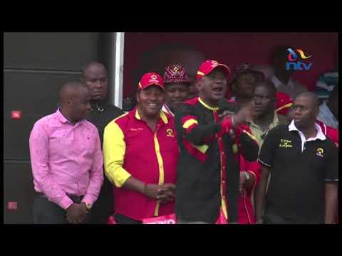 President Uhuru Kenyatta dismisses calls for international mediation