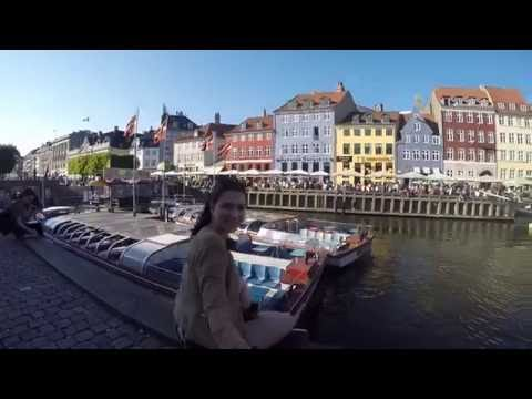 Mishee Travels to the Happiest Country in the World! Copenhagen, Denmark