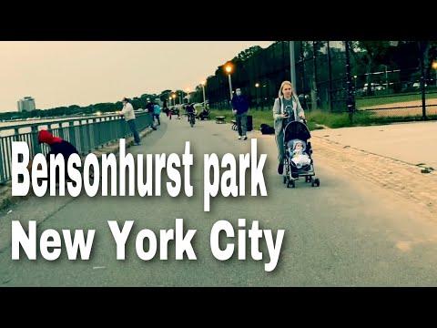 Bensonhurst Park--Bath Beach, Brooklyn, New York.