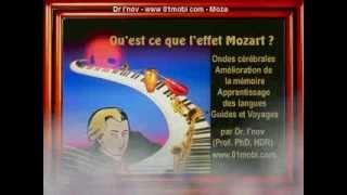 Effet Mozart, Ondes cérébrales, Amélioration de la mémoire, Langues, Voyages par www.01mobi.com