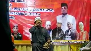 H Muammar ZA Peresmian PP Narut Ta'lim Tilawatil Qur'an pim.Kh Romli Cilegon
