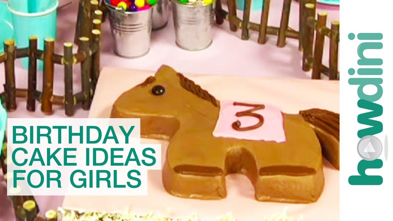 Birthday Cakes Top 5 Cake Ideas For Girls Youtube