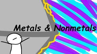 METALS & NONMETALS | Feat. METALLOIDS