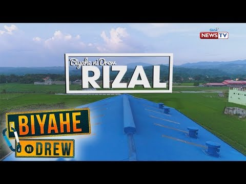 Biyahe ni Drew: Fun-filled adventure in Rizal! (Full episode)