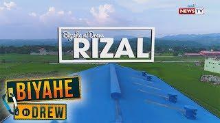 Biyahe ni Drew: Fun-filled adventure in Rizal! (Full episode)