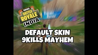 Fortnite Mobile India: I Tried hard to get this WIN [Must Watch]