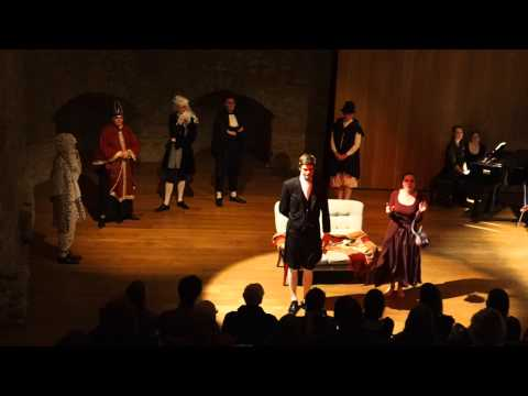 Mad Margaret And Despard Ruddigore Act II- I Once Was A Very Abandoned Person, Dialogue & Patter