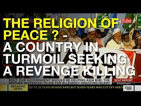 The Religion of Peace ? - The Bolt Report - Nov 21, 2018