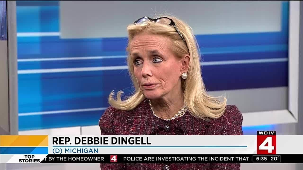 Debbie Dingell says she won't be intimidated by Trump's attacks on ...