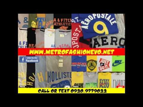 RTW WHOLESALER SUPPLIER IN MANILA by METROFASHIONEVO