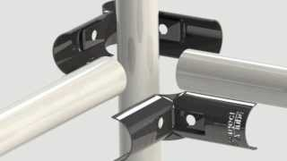 Lean Manufacturing Pipe And Joint System By Connect-a-tube