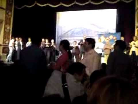 šibenski građanski forum u šibenskom kazalištu (2.dio)