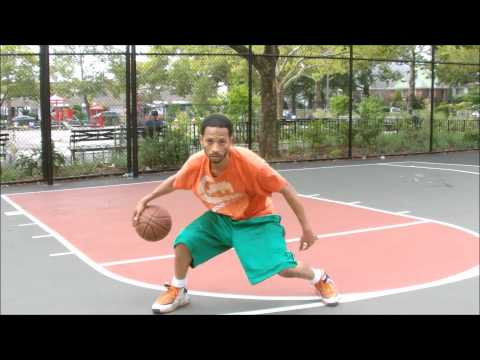 Basketball Dribbling Ball Handling and Advanced Crossover Moves