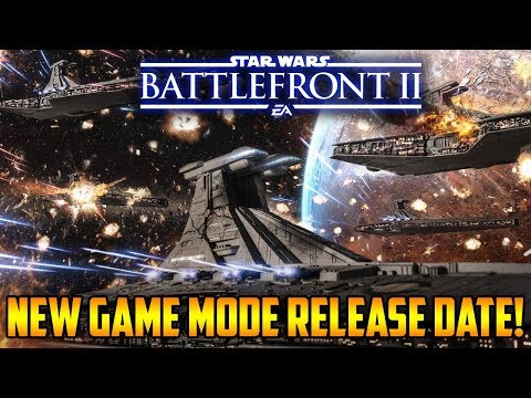 NEW LARGE SCALE GAME MODE RELEASE DATE! Star Wars Battlefront 2 March Community Calendar! thumbnail