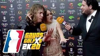 Ana Mena LO DA TODO con Grison y Caravaca | GAYOS GOLFXS